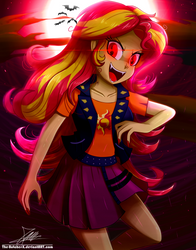 .:Vampire Shimmer:. by The-Butcher-X