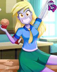 .:Hello 21 - Equestria Girls:. by The-Butcher-X