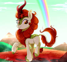 Autumn -Profile- by The-Butcher-X