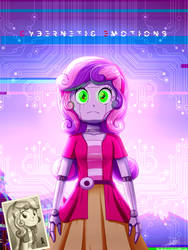 .:CYBERNETIC EMOTIONS:. (Commission) by The-Butcher-X