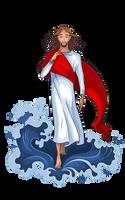Jesus Vector 146 by MinaYoussefSaleb