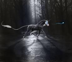 In the moonlight by moosje