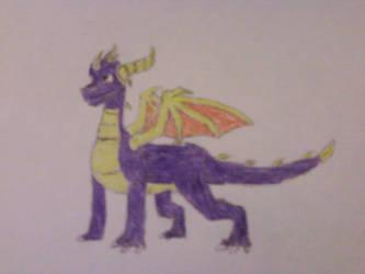 Spyro by taull01