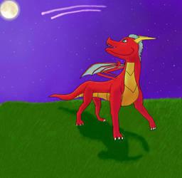 Moonlight Stroll by taull01