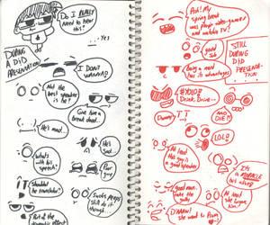 SupaSketchbook 8 by Supasketch120