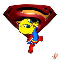 Super Tweety by thetrickz