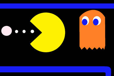 Pacman! by thefunny711