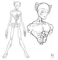 New Cybermen - Doctor Who by Daigohji