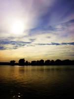 The Mississippi River by Porshyen12