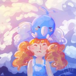 Swablu Is Self-Care by BlueeBelle