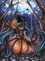 155th ACEO by Hime-chama