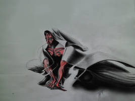 Darth Maul original Digital by TheScorpionLord
