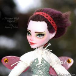 Fairy - Monster High Repaint by PixiePaints
