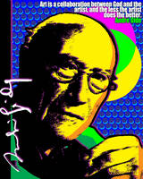 Andre Gide Quote by daveweissamericanpop