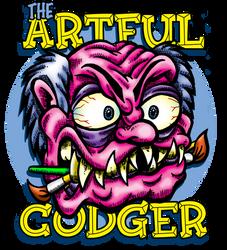 The Artful Codger by daveweissamericanpop