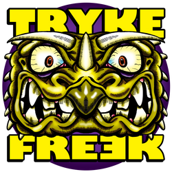Tryke FREEK by daveweissamericanpop