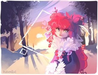 Ruby by Rurushich