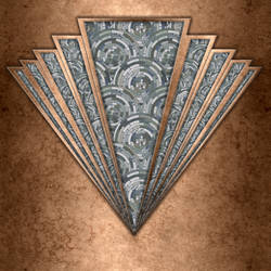 Art Deco B  By Consigned 2 Oblivion by consigned-2-oblivion