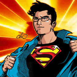 Region 4 Superman by tx0pe