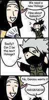 Can I Be Hokage Now? by Mockingbyrd