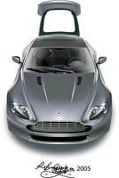 Aston Martin by robertojok