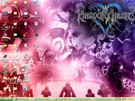 Kingdom Hearts by blu3m00n