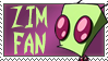 ZIM Fan Stamp by kuro-stamps