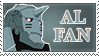 Al Fan Stamp v2 by kuro-stamps