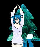 Markiplier Tree Meme Shizuka!! (YCH) by mysterypaws
