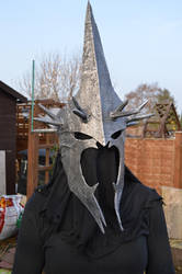 Witch King Helmet by Lolzertron