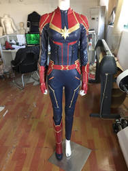 captain Marvel by manluyunxicosplay007