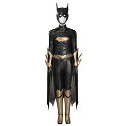 Batman Arkham Knight Batgirl Cosplay Costume Hallo by manluyunxicosplay007