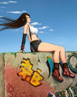 Tifa 2 by nooblar