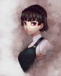 Makoto Niijima by tuves