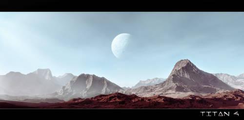 Titan 4 by Wetbanana
