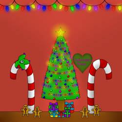 Merry Christmas Everyone! by HalloweenMew