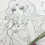 Day 9 sailor neptune by Aiohon12