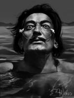 Salvador Dali:') by CHaTeRe