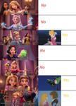 Rosa a Disney Princess by J-Cat