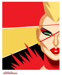 Nina Flowers by shadcell