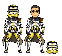 Commander Bly CC - 5052 by Theo-Kyp-Serenno