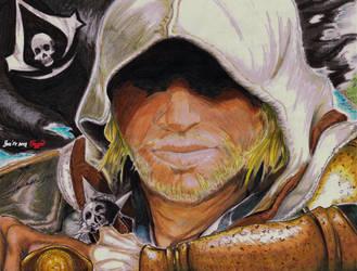 Assassin's Creed IV - Black Flag by MickaelLibai