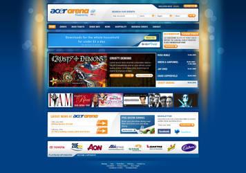Acer Arena by Swiftau