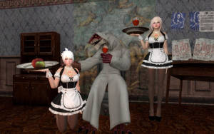 Hypno maids  2 by wufan870203