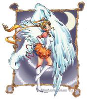 Eternal Sailor Moon by shidonii