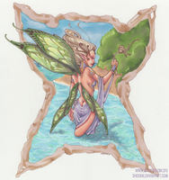 The Faerie Watches by shidonii