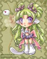 Death by Cuteness by shidonii