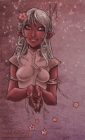 Elven Blessings by shidonii