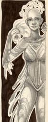 Guardian Angel by shidonii