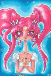 Chibi Usa Portrait! by shidonii